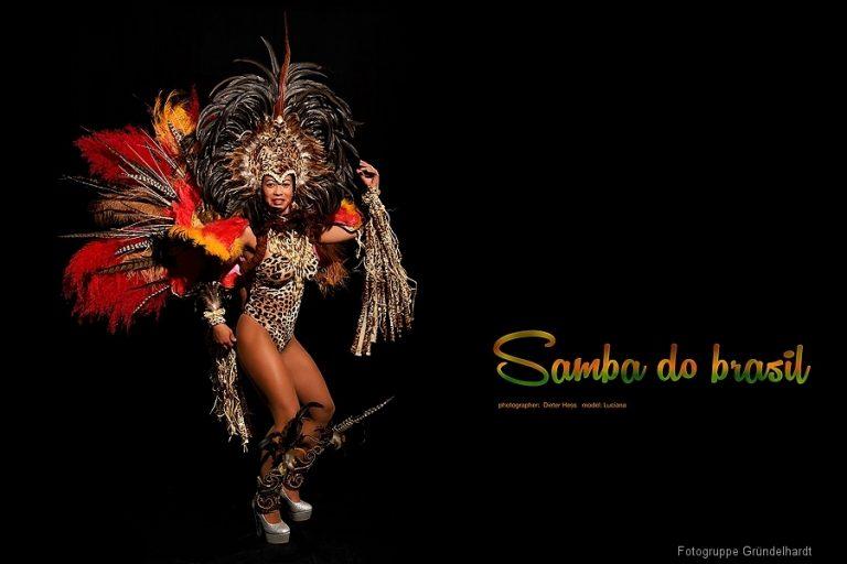 Samba do brasil…